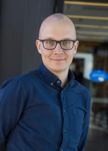 Juhana Venäläinen, kuvaaja Varpu Heiskanen